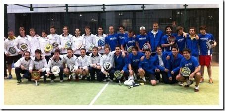 el perú caceres wellness Subcampeones de España de padel en 2ª por equipos
