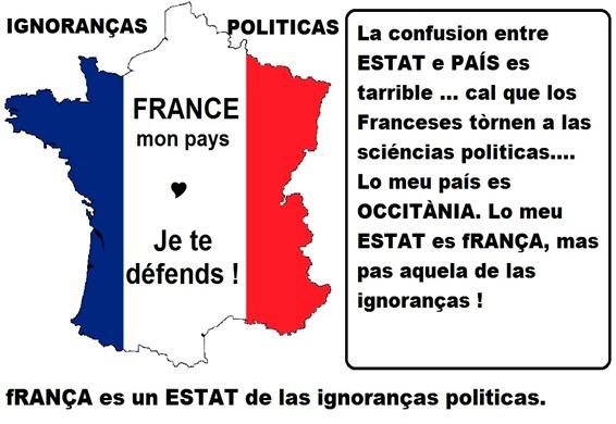 Ignoranças politicas francesas