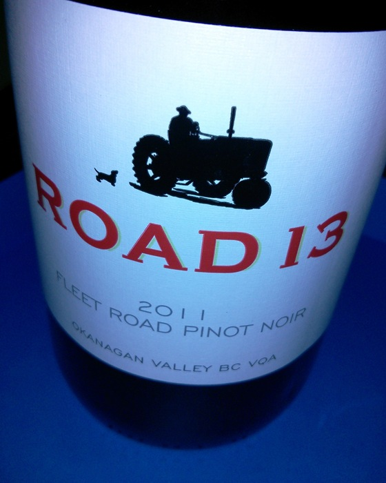 Fleet Road Pinot Noir