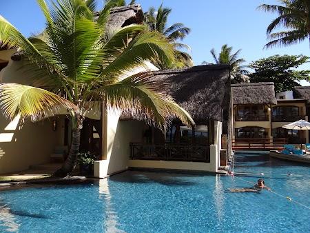 Cazare Mauritius: Pisicine la hotel Constance