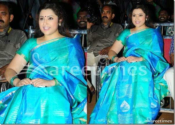 Meena_Green_Blue_Traditional_Silk_Saree