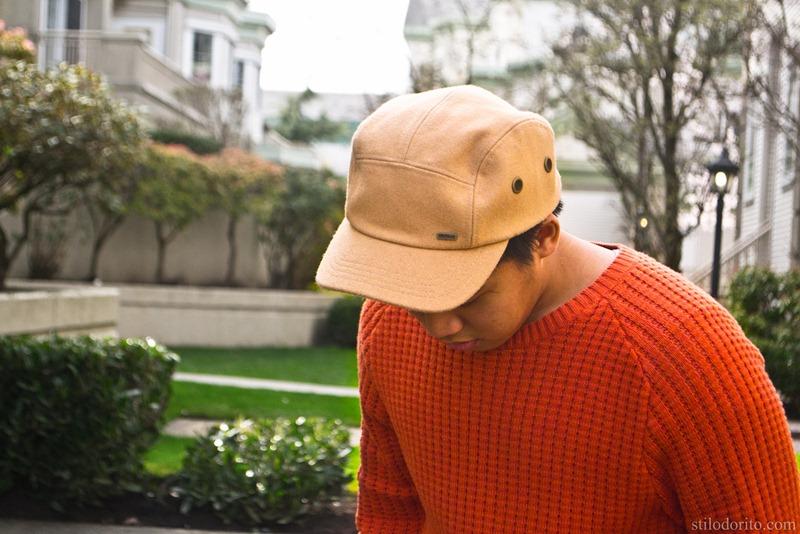 Hat and orange-3