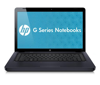 Drivers Notebook HP G62-165SL