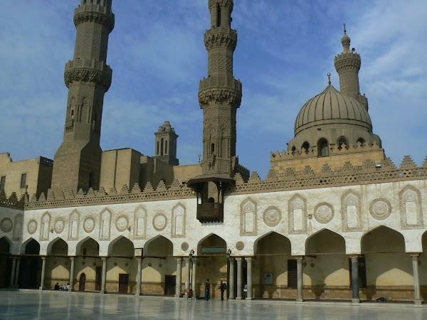 Imagini Cairo: al Azhar, Cairo, Egipt