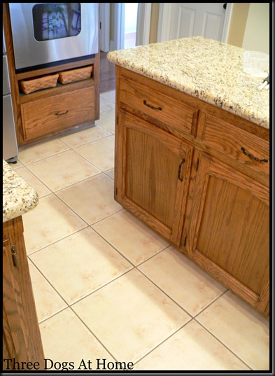 I Walk Into The Kitchen And All Can See Is Ugly Grout Pinkish Tile Yuck Have Tried Every Product On Market To Clean This But Nothing