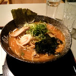 Ramen at Kenzo on Queen Str. in Toronto in Toronto, Ontario, Canada