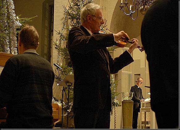 kauneimmat joululaulut  Noormarkun kirkko 103