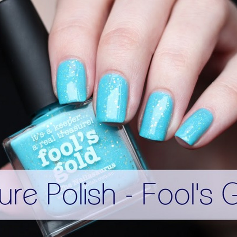 [Swatch] Picture Polish – Fool's Gold