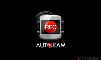 Screenshot of AutoKam - route recorder