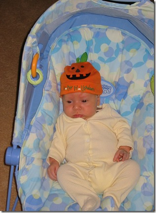 Jacob on Halloween 2
