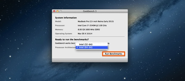Mac app utilities geekbench31