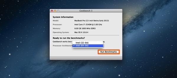 Mac app utilities geekbench31