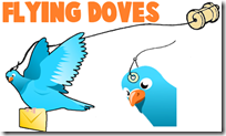 flying-doves