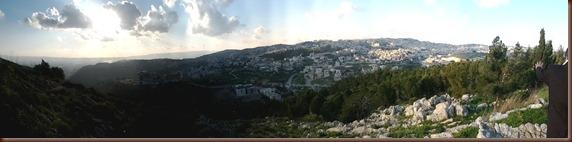2.25 Mount Precipice Nazareth Panorama