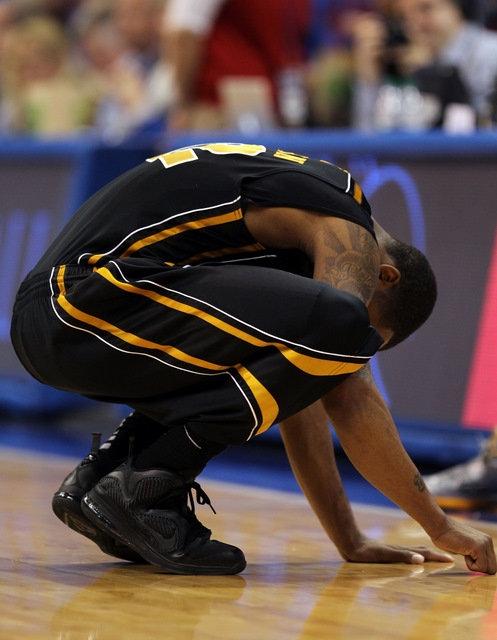 Эмоции в баскетболе