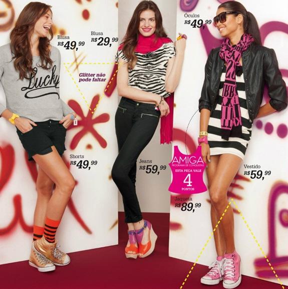 Marisa Coleção Outono-Inverno 2012 nas lojas a partir do dia 06 de março. (5)