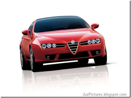 Alfa Romeo Brera 10