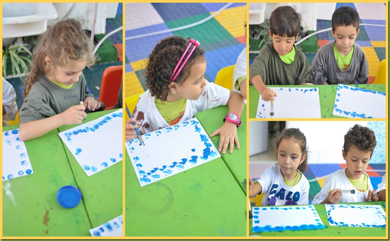 Infantil 5 Manhã - Pintura1