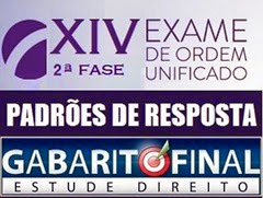 XIV OAB - Padrões de Resposta 2ª fase