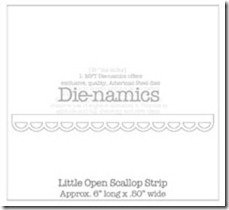 MFT_Little Open Scallop Strip Die-namics