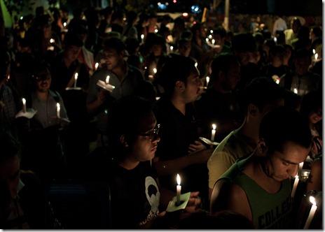 chile vigil