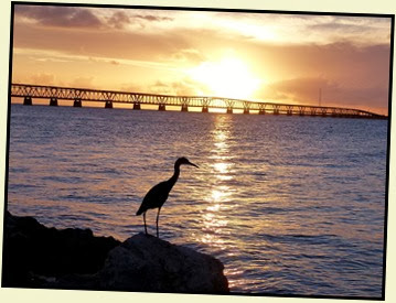 10 - Sunset at Bahia Honda- Just doesn't get any better