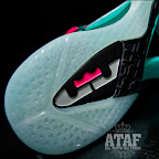 nike lebron 9 ps elite grey candy pink 6 01 LeBron 9 P.S. Elite Miami Vice Official Images & Release Date