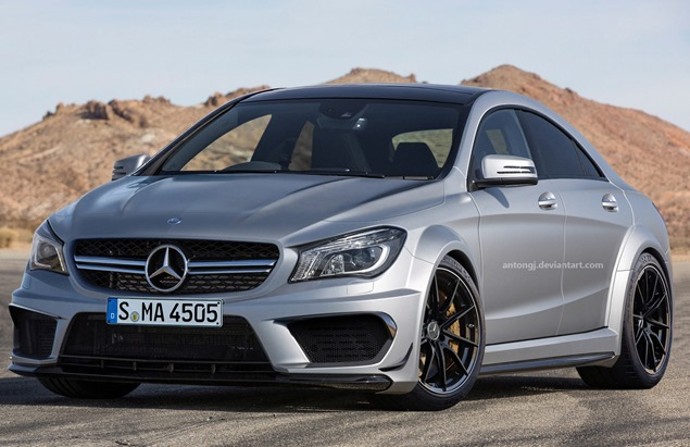 Mercedes-CLA-45-AMG-Black-Edition