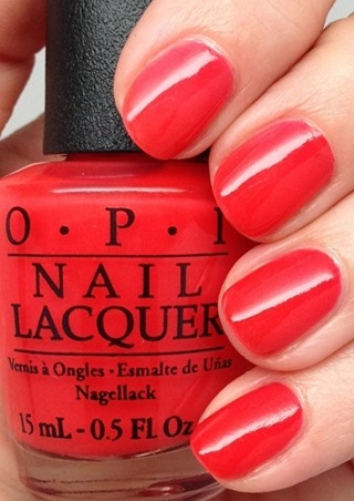 OPI Switchboard Starlet nail polish