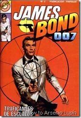 P00002 - James Bond 007 #2