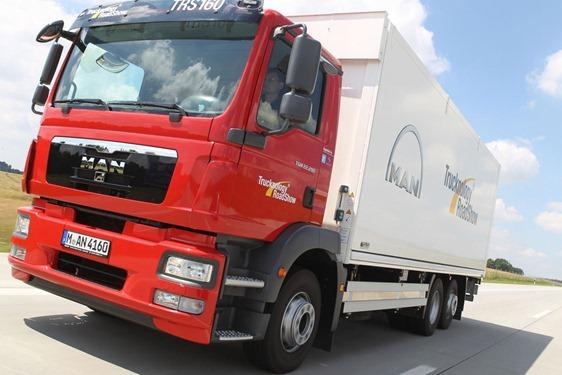 camiones MAN TGM universales