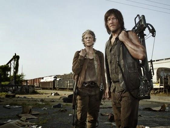 30 imágenes promocionales de The Walking Dead