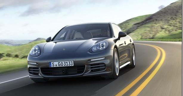 Novo Porsche Panamera já está no Brasil, e parte dos R$ 489 mil