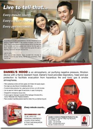 Daniel's Hood