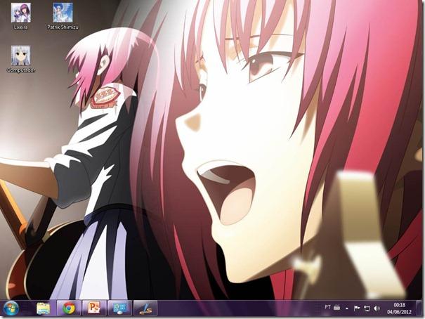 Tema angel Beats 02