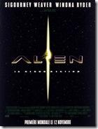 affiche Alien la résurrection 1997