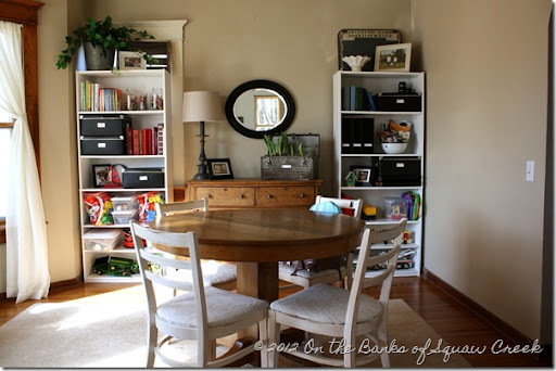 Captivating Take A Look At These Rooms U2013 You Could Easily Put A Basket Of Toys In Each  Of Them Without U201cruiningu201d The Look. A Matchbox Car On The Shelves Wouldnu0027t  Incite ... Photo