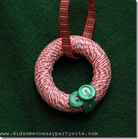 Handmade Ornament 6
