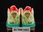 nike lebron 9 low pe lebronold palmer 6 04 Nike LeBron 9 Low LeBronold Palmer Alternate   Inverted Sample