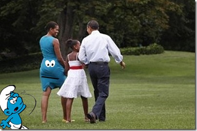 Michelle-Obama-Smurf-Butt