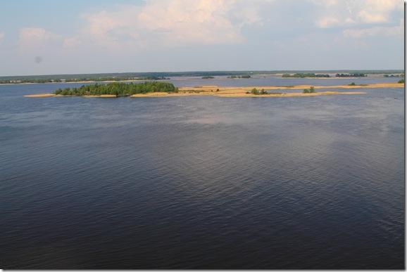 Дніпро у витачеві
