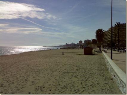 Playa Los Boliches-