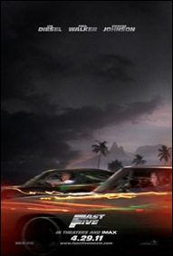 Fast Five - poster