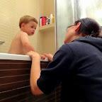 2011.07.30 - Gucio w kąpieli