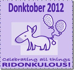 BUTTON - Donktober 2012