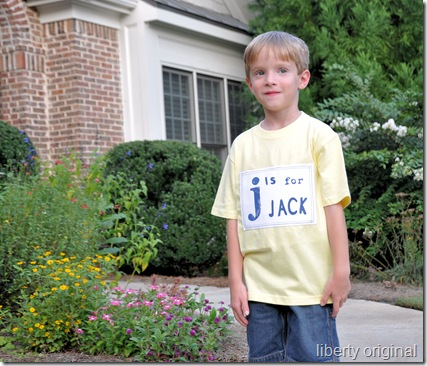 Jack Shirt Smiley