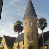 A church built by Henry Flagler. No bell in the tower as his house was practically across the street.