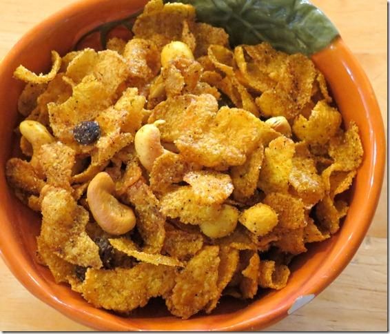 Corn Flakes Chivda 4