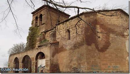 Iglesia de Guendaláin - Cendea de Cizur