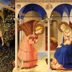 39 - Fray Angélico- Otra versión de La Anunciación